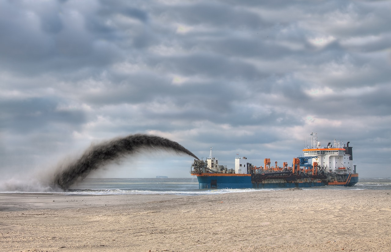 About More Medical, Dredging Egypt Middle East